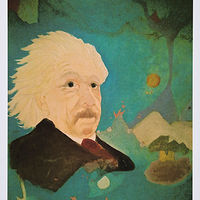 Einsteindigital by Patricia Rain Gianneschi