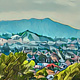 Mt. Tamalpais by Deborah J Gorman