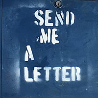 Send Me A Letter by Deborah J Gorman