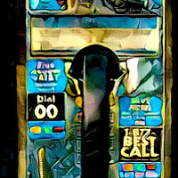 Pay Phone by Deborah J Gorman