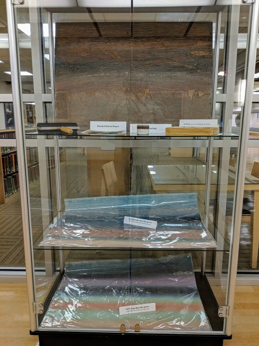 PPL display case for Kaibab by Cathie Crawford