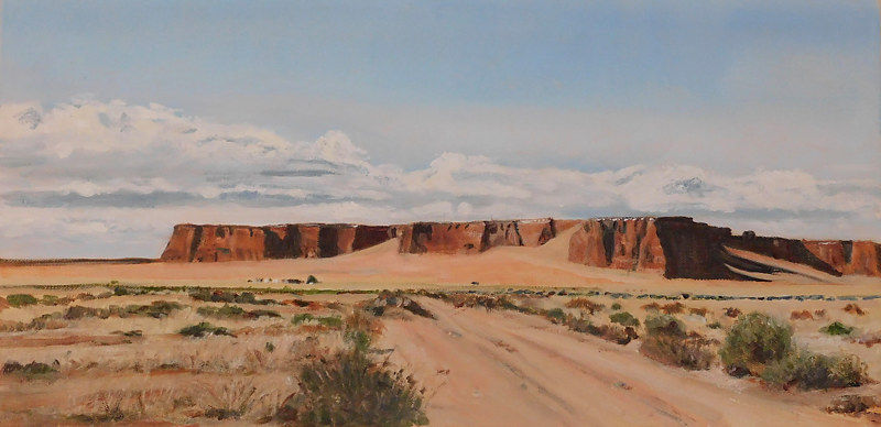 Red Mesa by Steve Latimer
