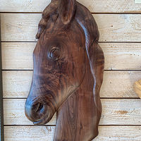 Walnut Pony   by Terry Ogle