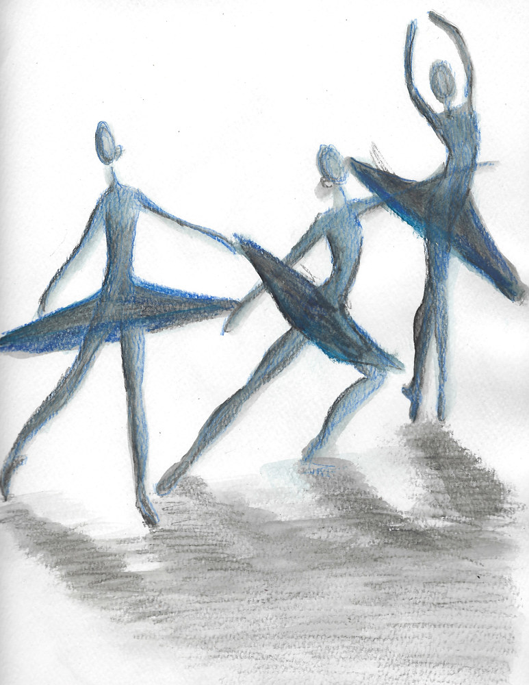 dance by Patricia Becker