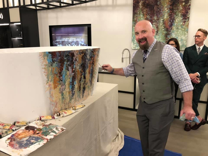 House of Rohl, Merchandise Mart, VIP Design Gala by Adam Thomas