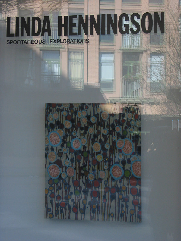 spontaneous explorations by Linda Henningson