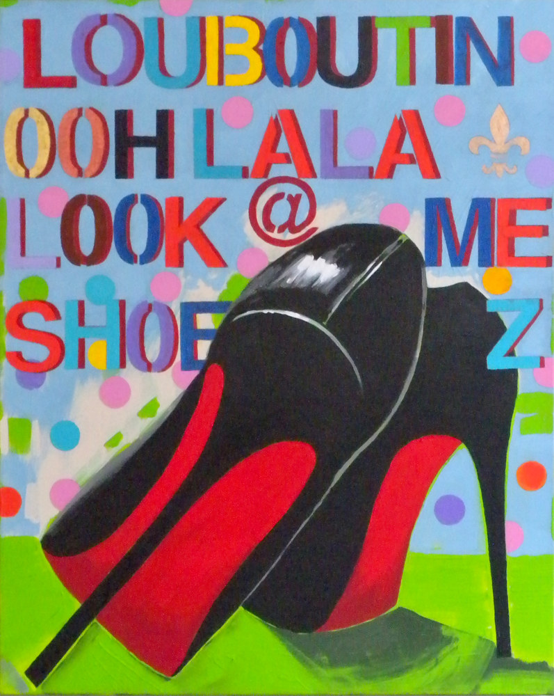 Louboutin by Gordon Sellen