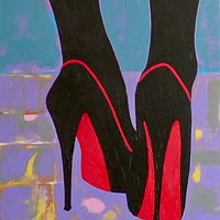 Cruel Shoes by Gordon Sellen