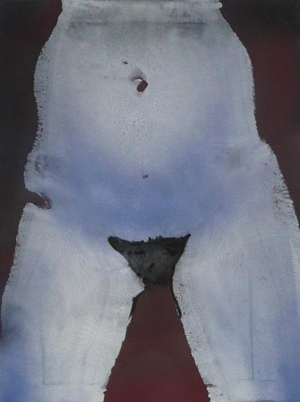 Body Prints Dick Roberts Artist