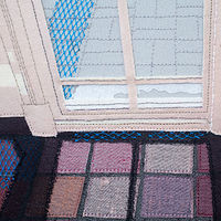Sunroom Detail by Lisa Lackey