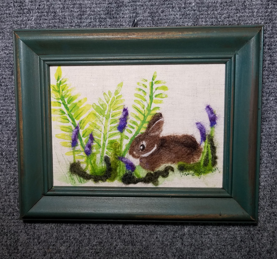 Little Bunny by Valerie Johnson