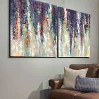 Wisteria_diptych_48x96 by Adam Thomas