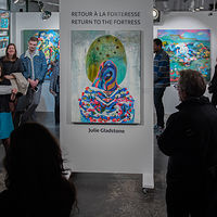 Photography Vernissage: Return to the Fortress Solo show by Julie Gladstone