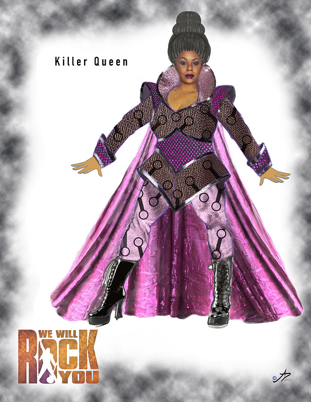 Killer_Queen by Angela Dale