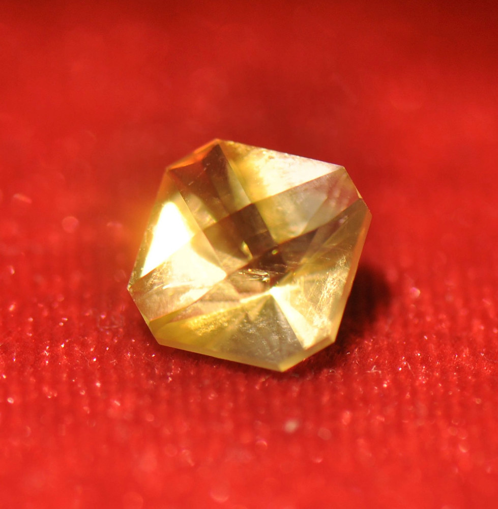 Citrine red icon by Julianna Barabas