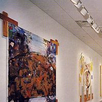 Ground Force, Installation View, curator Lynn Schmidt by Judy Southerland