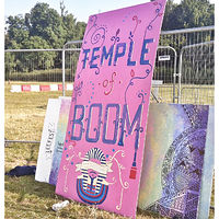 RoseJacksonTaylorLeeFest - Temple of Boom by ROSE WILLIAMS