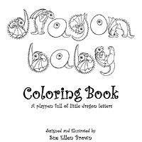 Drawing Color me! Coloring Book by Sue Ellen Brown