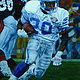 No Fear Barry Sanders  by Robert Milling