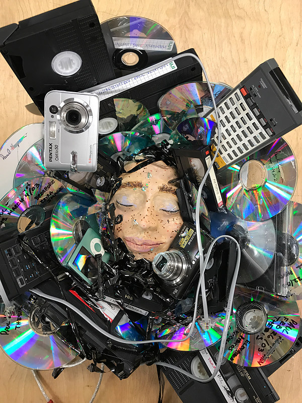 Drowning in technology by Tamara Rusnak