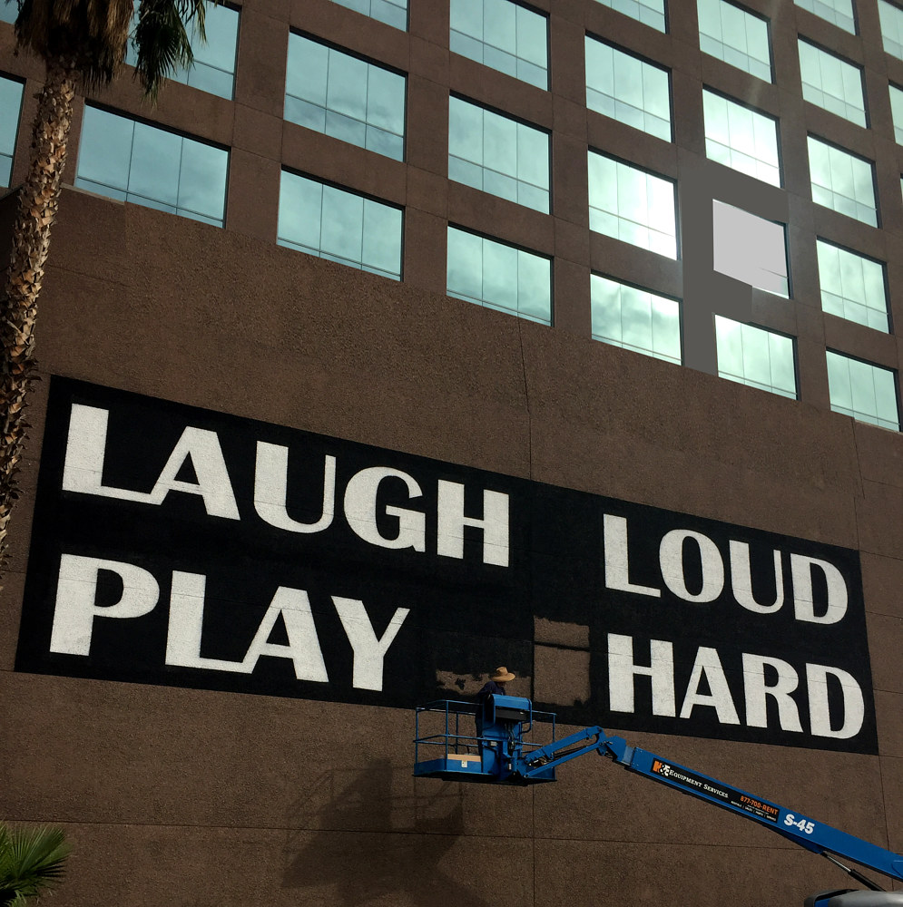 Laugh Loud Play Hard (2) by Robert Milling