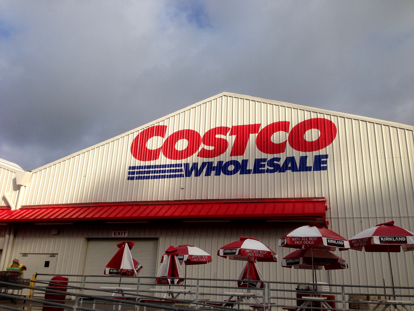 Costco by Robert Milling