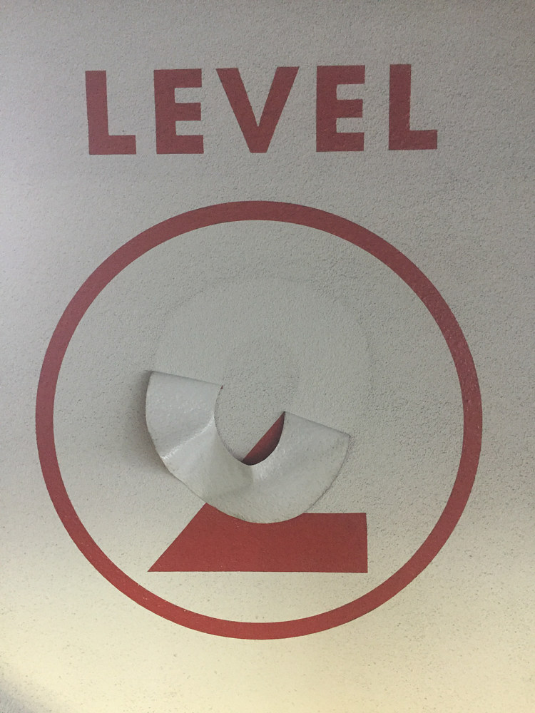 Level 1 fail by Robert Milling