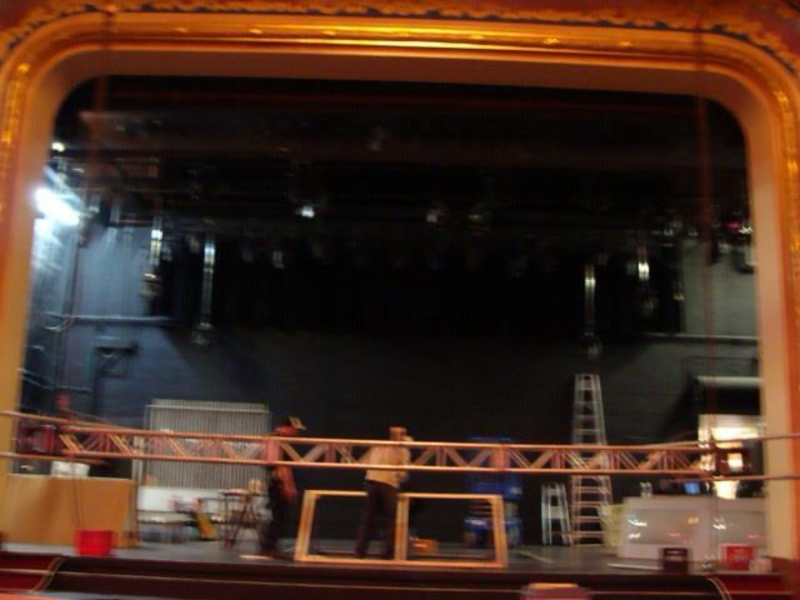 Transformation of Capitol Theatre, Éloizes, Moncton, NB by Andrea Buckle