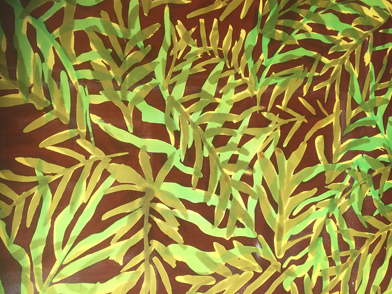 Olive Leaves by Michael Shyka