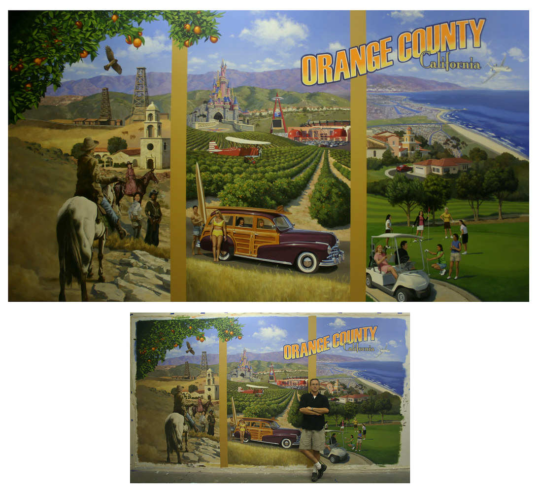 Orange County Mural web by Robert Milling