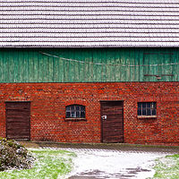 """Burgischesland Barn"" by Hunter Madsen"