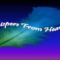 Whispers From Heaven Logo by Jan Wirth