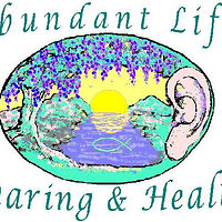 Abundant Life Hearing Health Logo by Jan Wirth