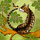 O is for Ocelot and Oriole  by Valerie Lesiak