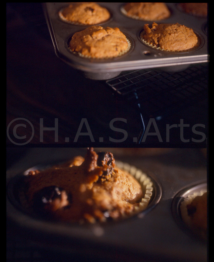 Muffins by Heather Solomon