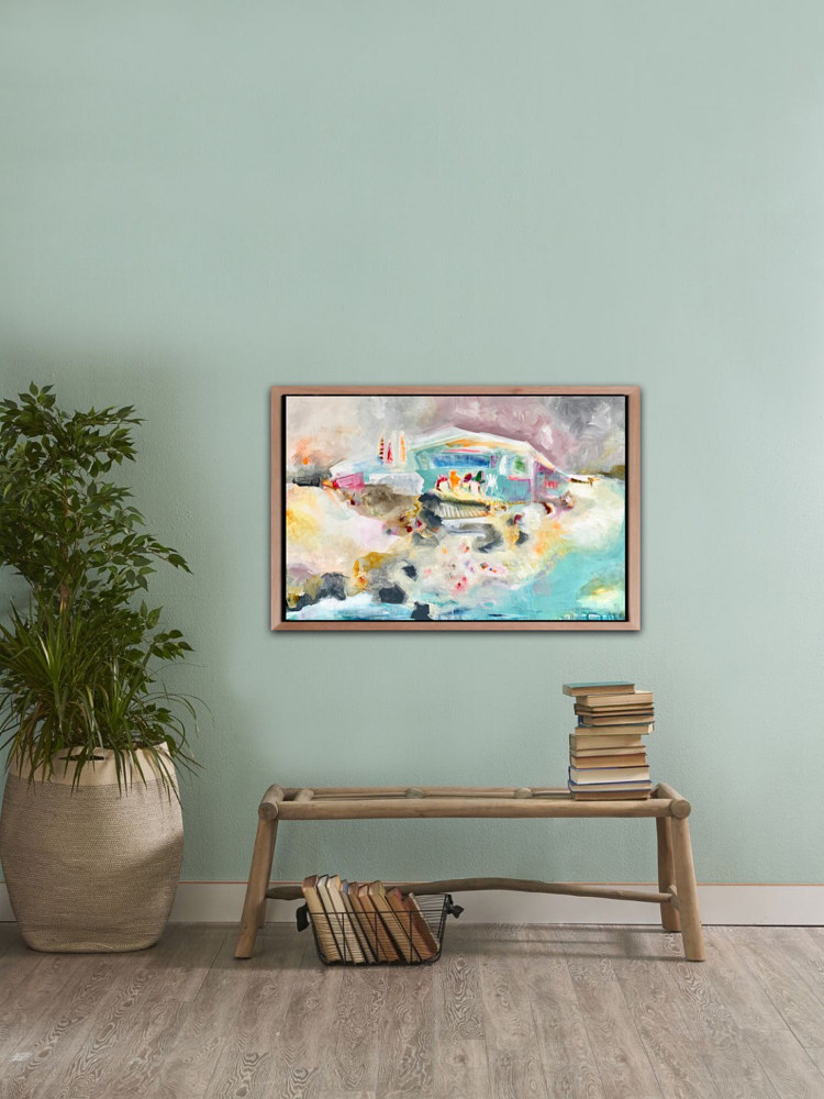 cappo  (room) by linda richardi