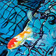 Oil painting Friday Fish XXIX by Raymond Noesen