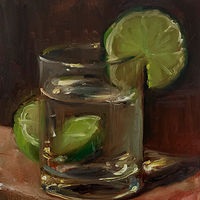"""Lime Water"" by Noah Verrier"