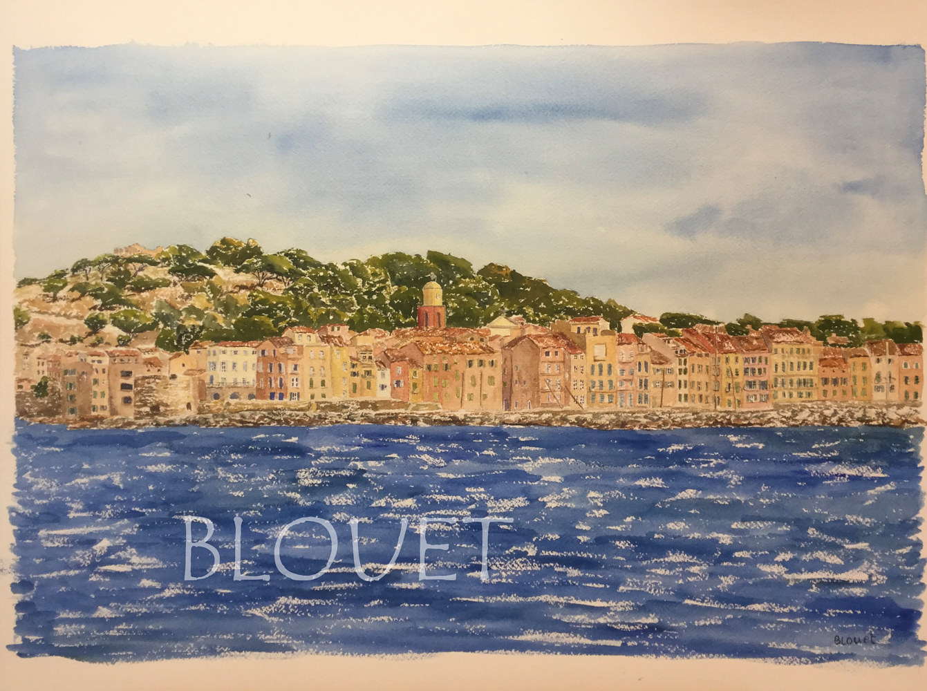 #33 Saint Tropez 2 by Sophie Dassonville