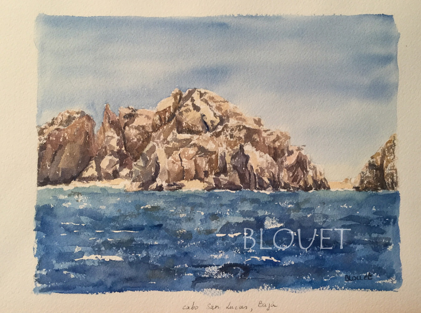 Cabo San Lucas by Sophie Dassonville