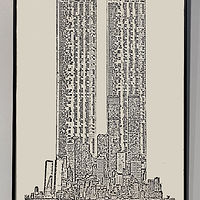 _Twin Towers by John  Douglas