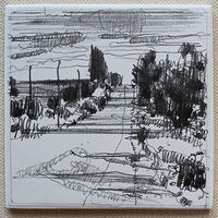 Drawing Southbound by Harry Stooshinoff