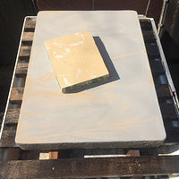 Graining the lithographic limestone by Amie Rangel