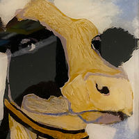 """Goldie"" Available for purchase through Fogue Gallery, Seattle WA by carol Ross"