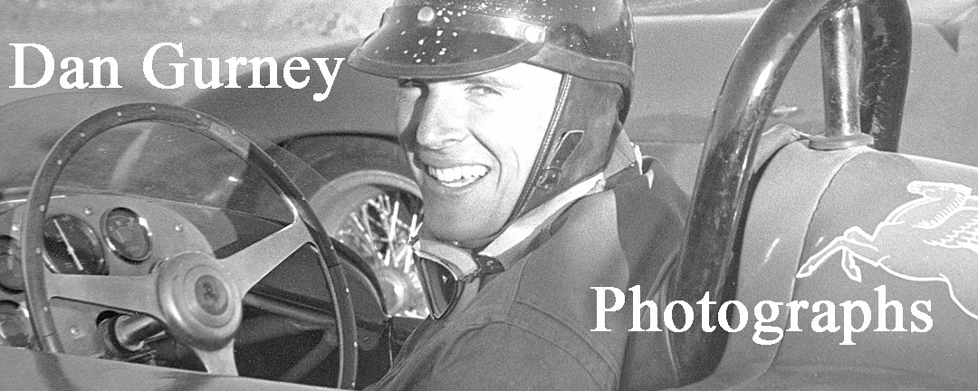 Dan Gurney Gallery - William Edgar Archive by William Edgar