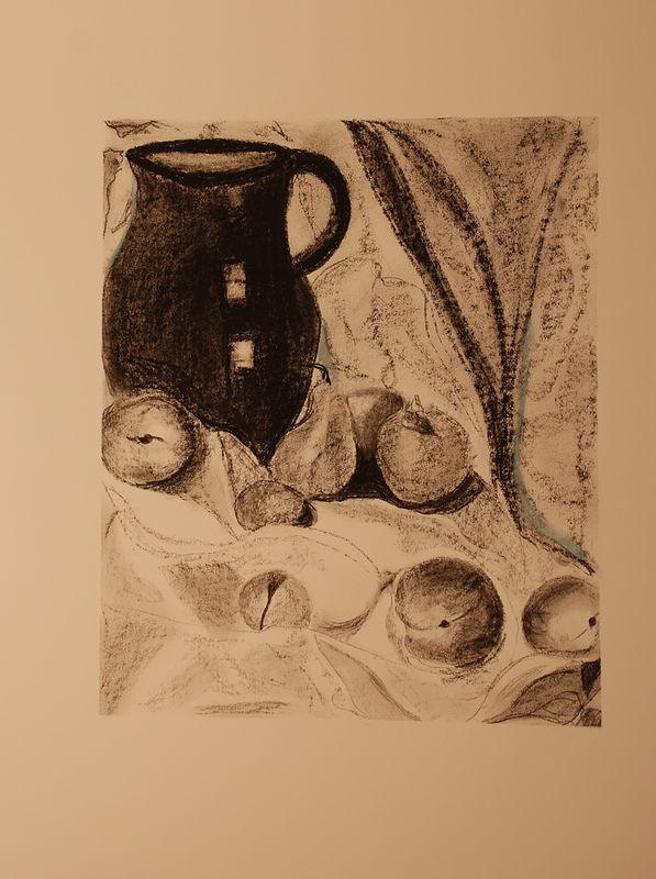 Drawing The Jug by Jill  Tompkins
