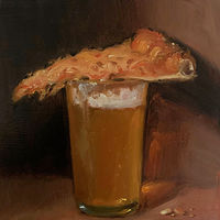 """Pizza & Beer""  by Noah Verrier"