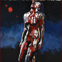 Oil painting Cannibal Holocaust by Angelo Mariano