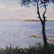 The Severn #2  pastel15x24  by Michael Gaudreau