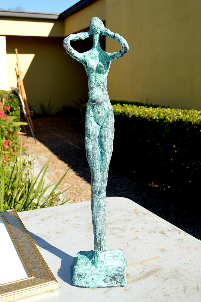 Standing Female by Patrick Harris